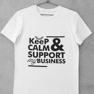 T-shirt « KEEP CALM »